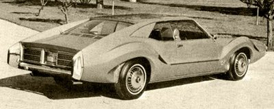 Toronado 67X , création Barris Barris18