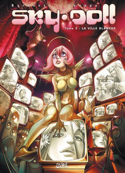 Sky Doll - Série [Barbucci & Canepa] 61810