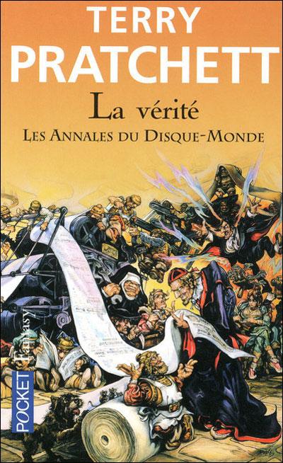 [Pratchett, Terry] Les Annales du Disque-Monde - Tome 26: La Vérité 97822614