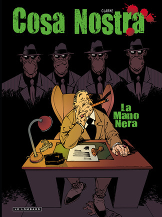 Cosa Nostra - Série [Clarke] 97828012