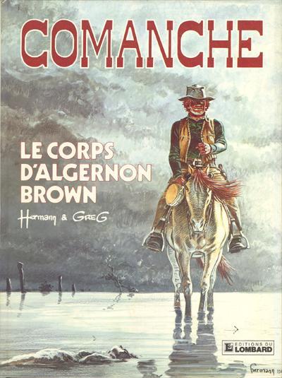 Comanche - Série [Greg & Herman] Comanc11