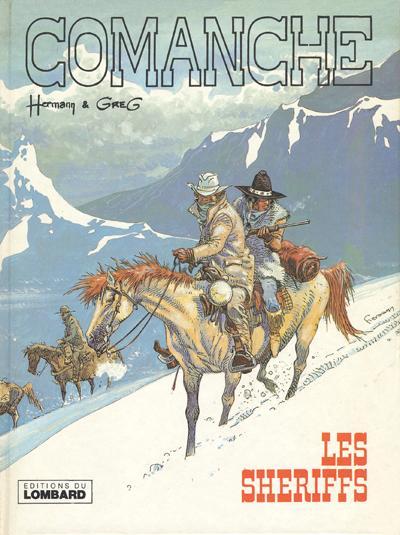 Comanche - Série [Greg & Herman] Comanc15