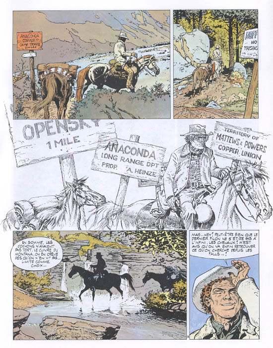 Comanche - Série [Greg & Herman] Comanc17