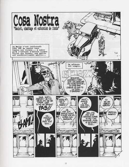 Cosa Nostra - Série [Clarke] Cosano10