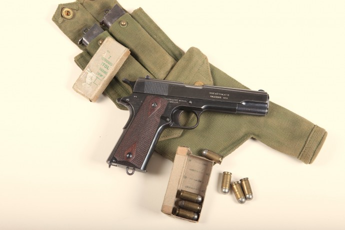 Colt 1911 British Contract cal.  .455 1311-010