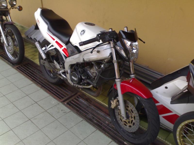 [SOLD] WTS Yamaha TZM 150, sila la tengok2 ye 25062010