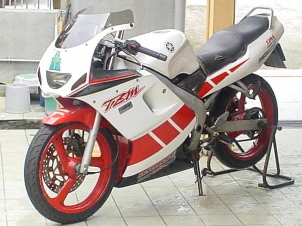[SOLD] WTS Yamaha TZM 150, sila la tengok2 ye 58545110