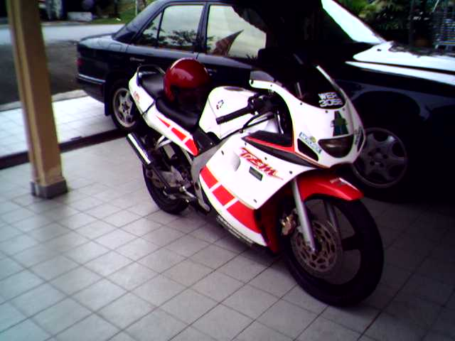 [SOLD] WTS Yamaha TZM 150, sila la tengok2 ye Moto_j11