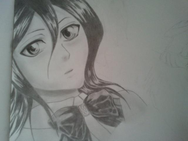 Manga (crayon graphite) 18336210