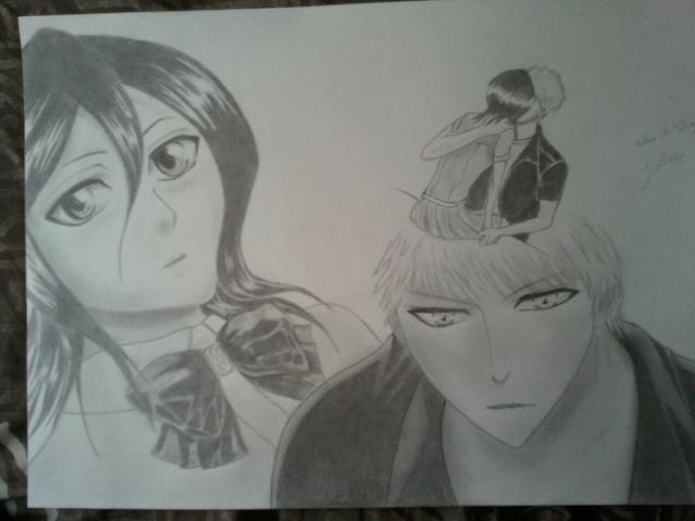 Manga (crayon graphite) 19010210