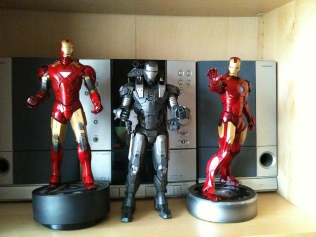 Fans Iron Man Mark_410