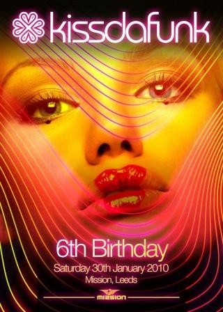 2010.01.30 - SIDNEY SAMSON - KISS DA FUNK 6TH BIRTHDAY @ MISSION (LEEDS, UK) Uk-01311