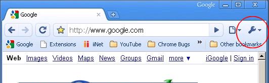 [Blog] Page d'accueil pour navigateur Internet Chrome11