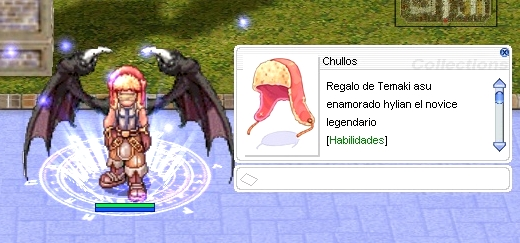 Ragnarok online server hispano - chat 111111