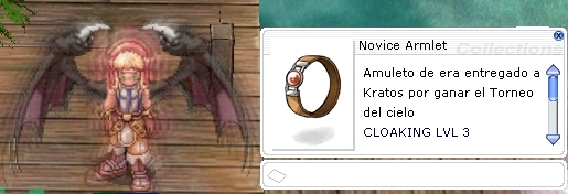 Ragnarok online server hispano - chat Amule10