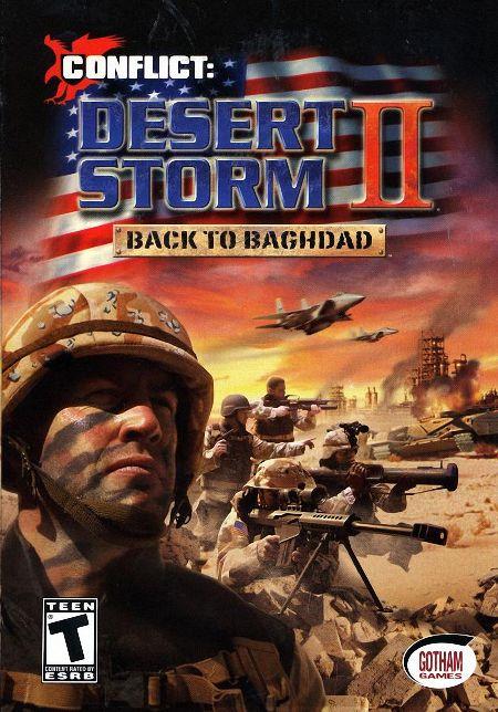 لعبة الحرب الرائعه Desert Storm II بحجم 115 ميجا Ouooo12