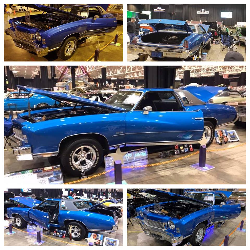 Piston Powered Show March 15-17 Cleveland Ohio Pps20110