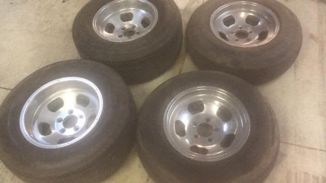 bought another set of wheels Slot410