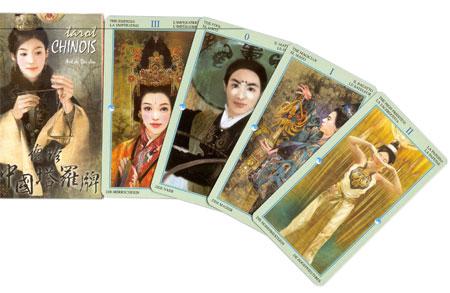 a32e575ae83d50 Voici un tarot,je trouve les cartes très belles.