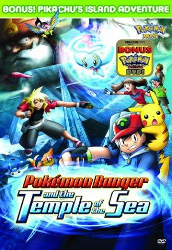Baixar Pokémon Filme 9 - Pokémon Ranger e o Príncipe do mar Pokc3a10