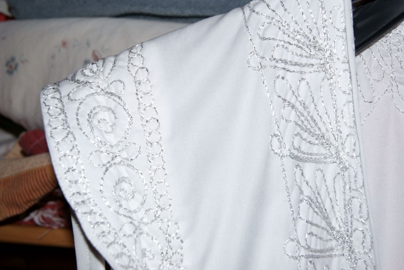 vende de tenue arabe Robe610