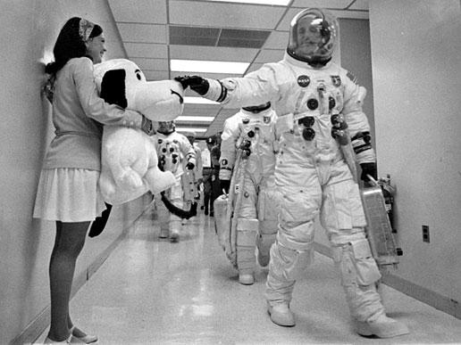 les mascottes de l'espace 14843710