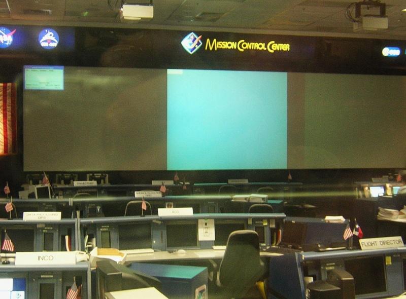 Salle de contrôle des vols de STS 32997210