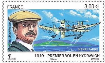 28 mars 1910 - Premier vol en hydravion 40387810