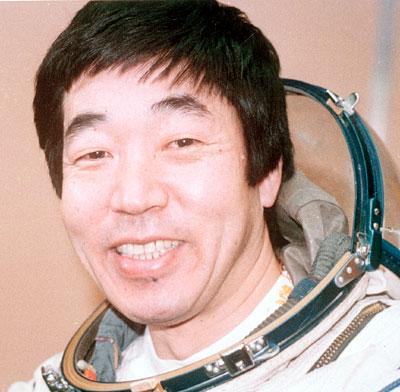 Premier cosmonaute Japonais Akiyam10