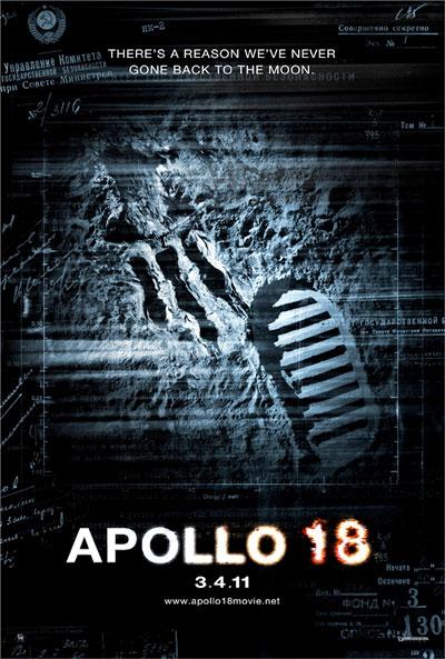 Apollo 18 : film de SF et d'horreur sur la Lune Apollo53