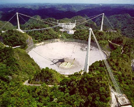 Disparition de Bill Gordon, le ''papa'' de l'observatoire d'Arecibo Arecib10