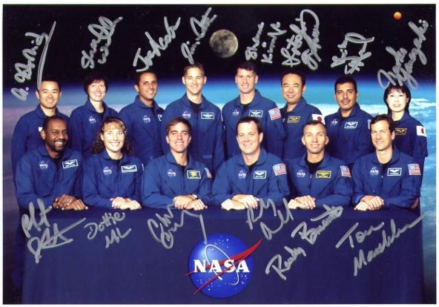 Futurs équipages de l'ISS - Page 2 Groupe13
