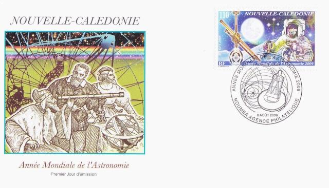 Astrophilatélie : 2 timbres français sur les 40 ans Apollo 11 Img_0017