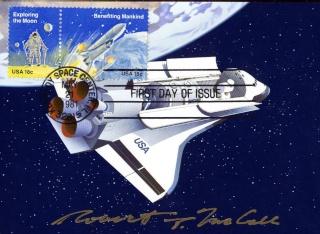 30ème anniversaire de la Navette Spatiale en 2011 - Page 2 Mccall15