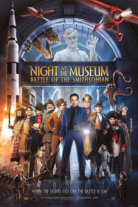 Nuit au Musée 2 / NASM + Able & Baker Nighta10