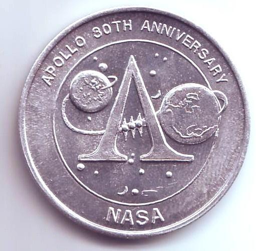 Objets ayant été dans l'espace... Quelques astuces de collection Progra14