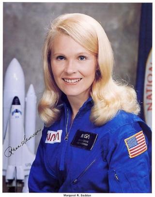 Les 55 voyageuses de l'espace Seddon10