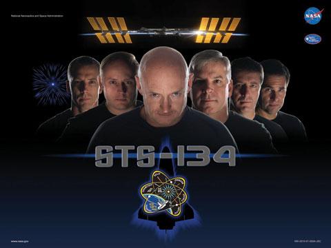 [STS-134] Endeavour : Préparatifs lancement le 29/04/2011 Sts13410