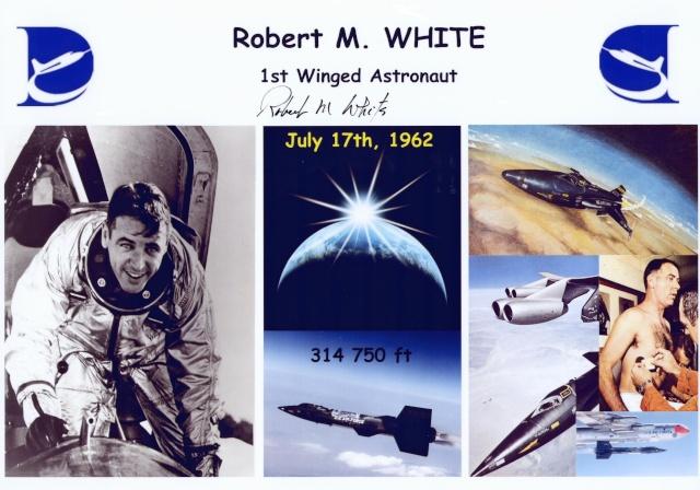 Disparition de Robert White, pilote de X-15 et Astronaute X-15_p13