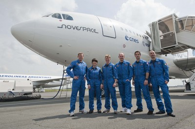 Formation des 6 nouveaux astronautes de l'ESA X2010_10