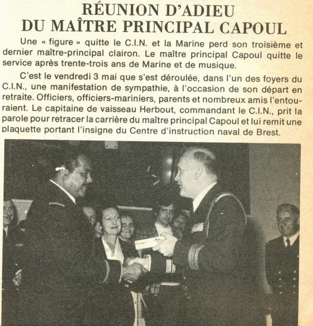 [ École des Mousses ] 2ème compagnie mars 72 - mars 73 Numari10