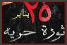 أنجازات وخسائر ثورة 25يناير