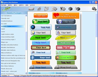 أفضل برنامج لعمل أزرار الويب W7k40i10