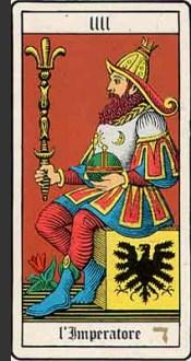 Tarocchi - Introduzione agli Arcani Maggiori Impera11