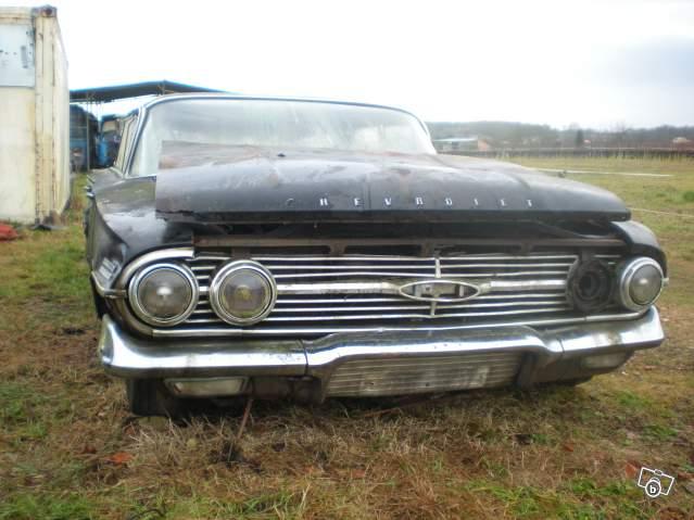 Impala 60 en pièces Chev_610