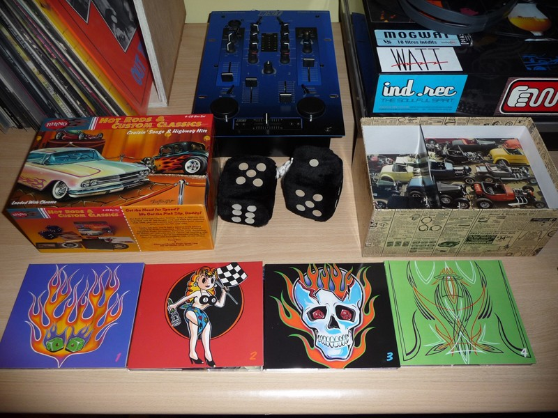 """""""Hot Rods & Custom Classics"""" by Rhino Rhino_11"""
