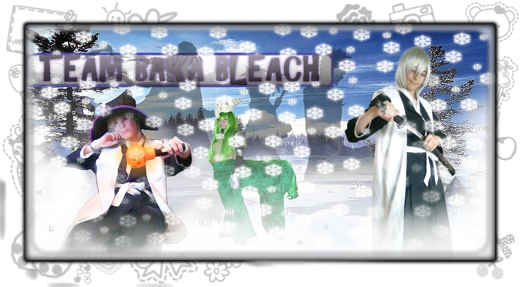 TEAM BAKA BLEACH !
