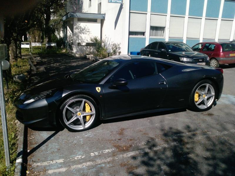 Essai de la Ferrari F 458 italia P1130011