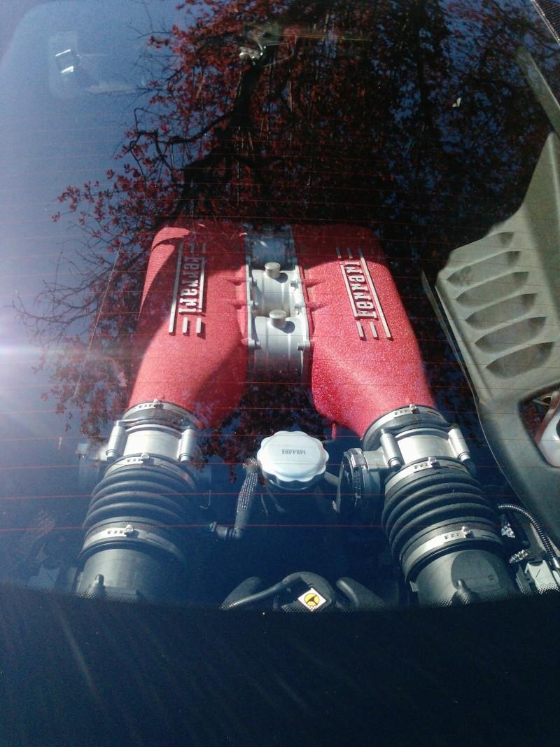 Essai de la Ferrari F 458 italia P1131_10