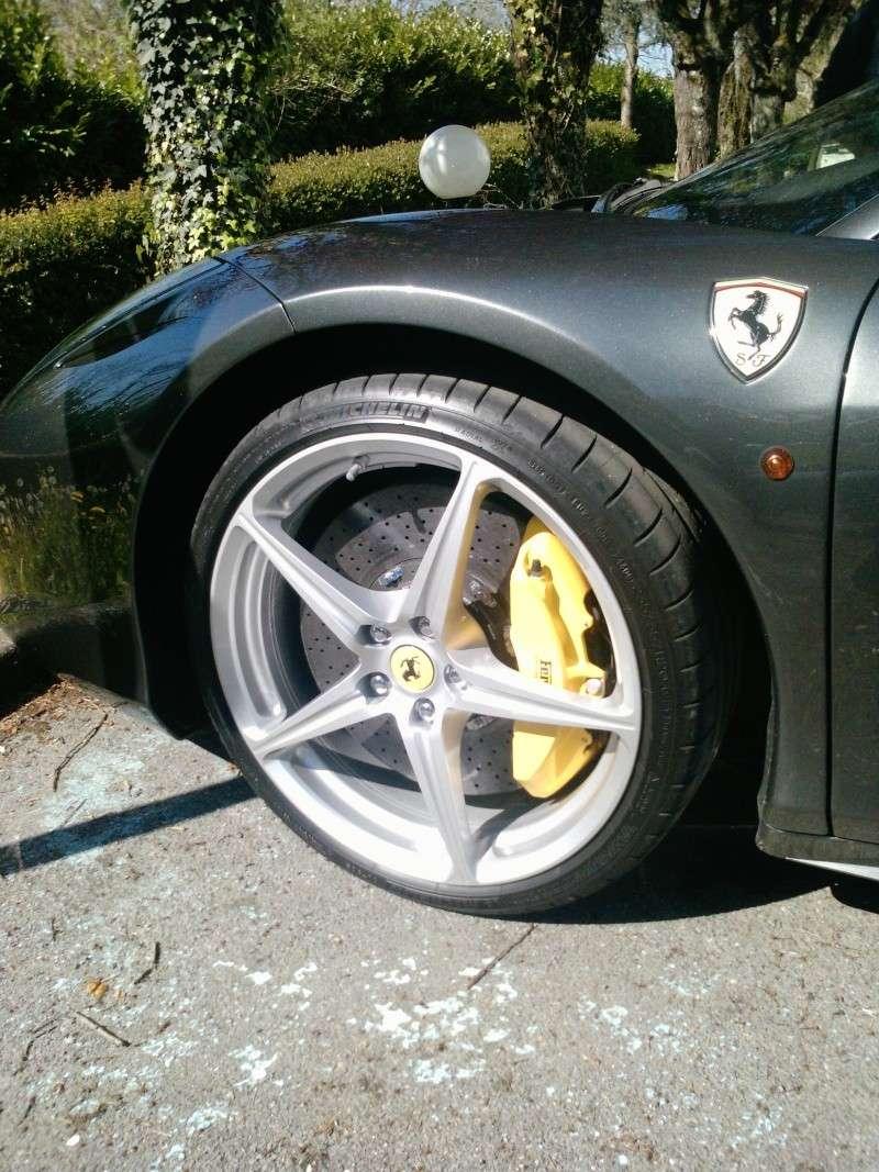 Essai de la Ferrari F 458 italia P1132010